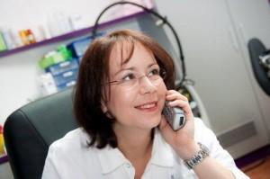 Hautärztin Dr. Brigitte Klein